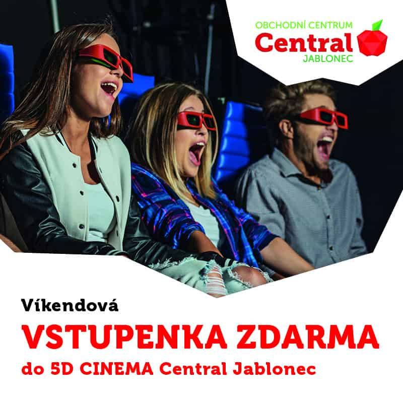d3a25db6eb CENTRAL JABLONEC Vánoční otevírací doba - Central Jablonec